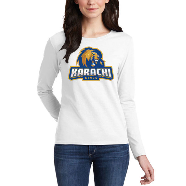 karachi-kings-white-t-shirt